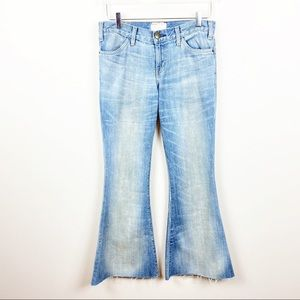CURRENT ELLIOTT | The Elephant Bell Flare Jeans